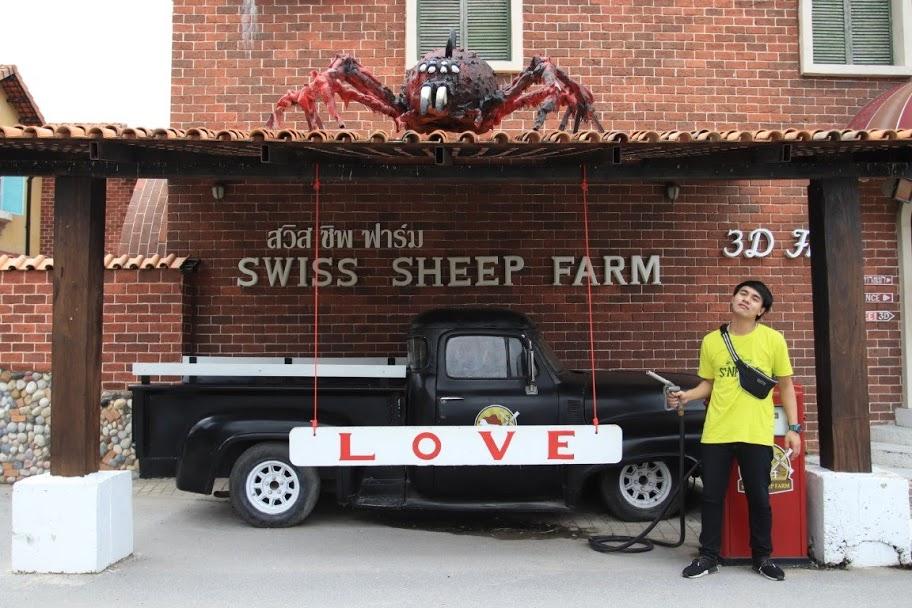 ท่องที่ยวชะอำหัวหินๅ@swiss sheep farm04