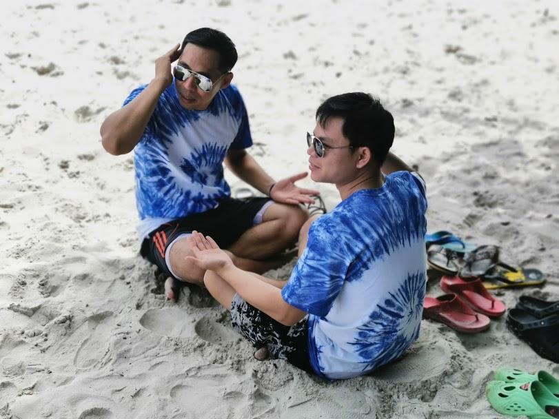 กิจกรรมทีมบิวดิ้งชายหาด9