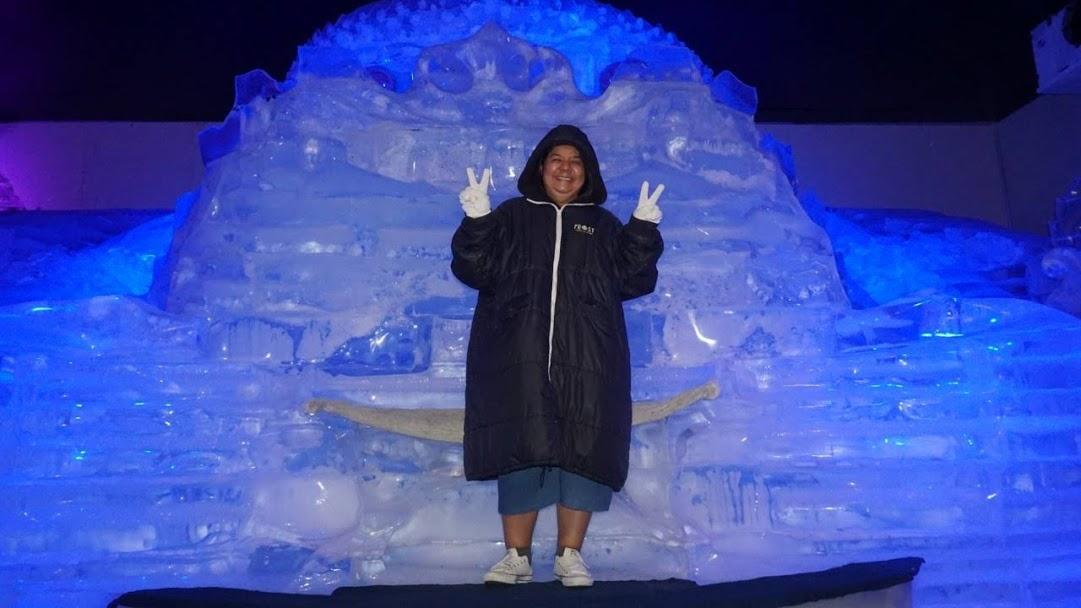 เที่ยวเมืองน้ำแข็งพัทยา